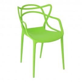 Krzesło Lexi zielone insp. Master chair