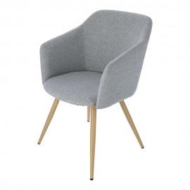 Krzesło Molto szare