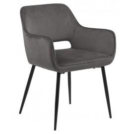 Krzesło Ranja Dark grey