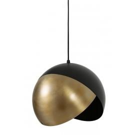 Lampa wisząca Namco 20 czarna/antyczny brąz