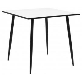 Stół Wilma biały 80x80