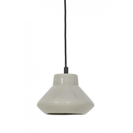 Lampa wisząca Sarina szara