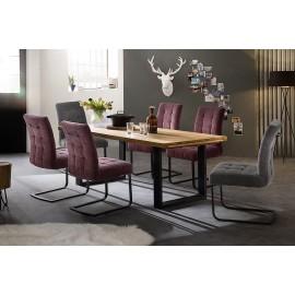 Stół drewniany rozkładany DAYTON 180cm do 320cm