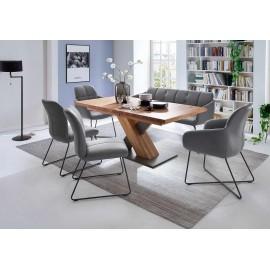 Drewniany stół rozkładany MENDOZA A