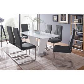 Nowoczesny stół rozkładany PAOLI 160-220cm