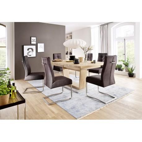 Stół drewniany rozkładany CANTANIA A