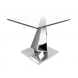 Geometryczny stolik kawowy 50 cm CT2061SN