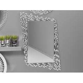 Lustro asymetryczna rama łezki 102 x 130 x 3 cm JSM455