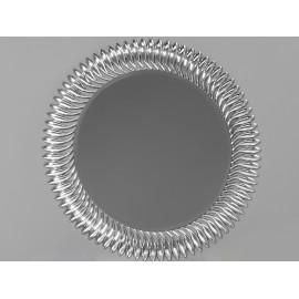 Okrągłe lustro łezki lustrzane Ø 90 cm JSM463