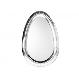 Owalne lustro o nieregularnym kształcie 80 x 115 cm JSM363