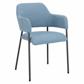Krzesło Gato niebieskie