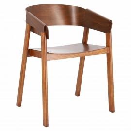 Krzesło Lincoln dąb walnut