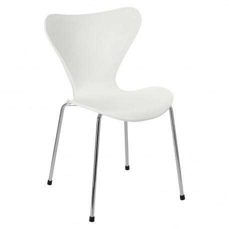 Krzesło Martinus białe