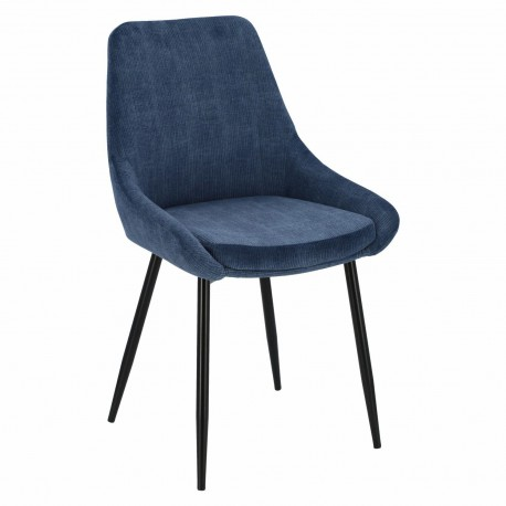 Krzesło Floyd niebieski