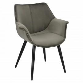 Krzesło Lord szare 17
