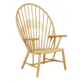 Fotel BOHO PAVO natural - drewno jesionowe naturalne włókne