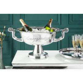 INVICTA CHAMPAGNE 40cm chłodziarka do szampana - aluminium