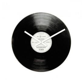 NeXtime Spinning Time zegar ścienny B2500001