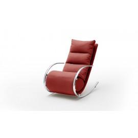 Wygodny fotel Relaks York z podnóżkiem