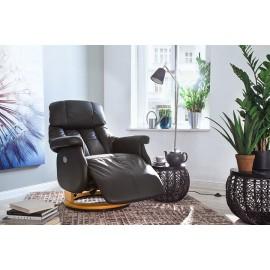 Stylowy fotel Gary XL elektryczny