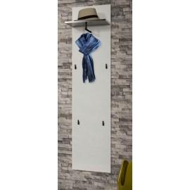 Elegancki panel garderobiany STONE lakier wysoki połysk