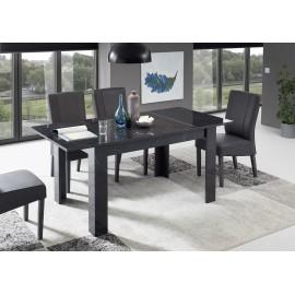 Nowoczesny stół Mango z wkładem 137cm X 90 cm