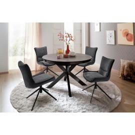 Elegancki stół okrągły WINNIPEG
