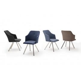 Krzesło MADITA B 3 rodzaje stelaża