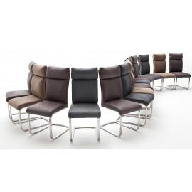 Eleganckie krzesło RABEA