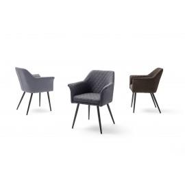 Eleganckie krzesło COVINA