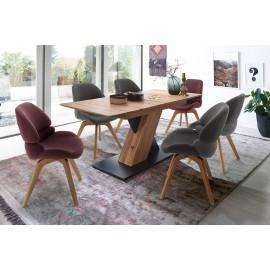 Stylowe krzesło HENDERSON