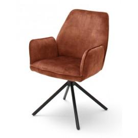 Krzesło OTTAWA z podłkietnikiem
