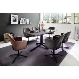 Eleganckie krzesło VALLETTA do salonu
