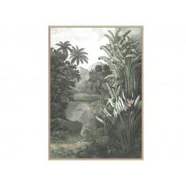 Obraz z tropikalnym pejzażem 82,6x122,6 cm V0496
