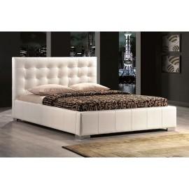 CALAMA łóżko tapicerowane 160x200