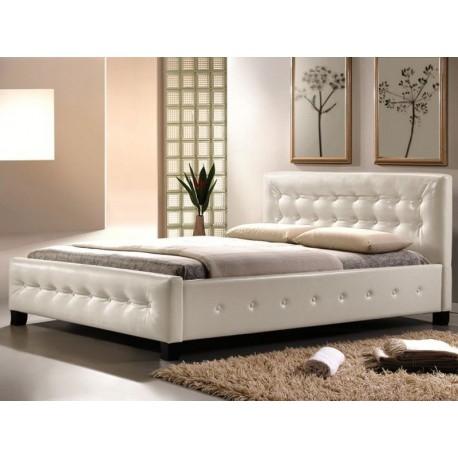 Barca łóżko tapicerowane 160x200