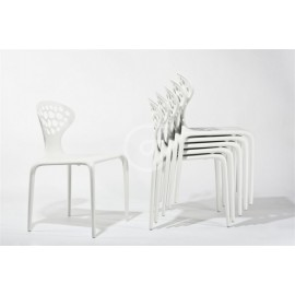 Supernatural krzesło plastikowe z polipropylenu